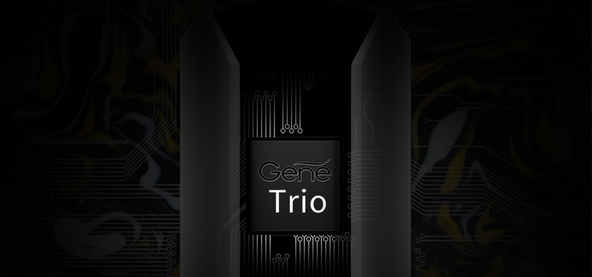 Genee trio