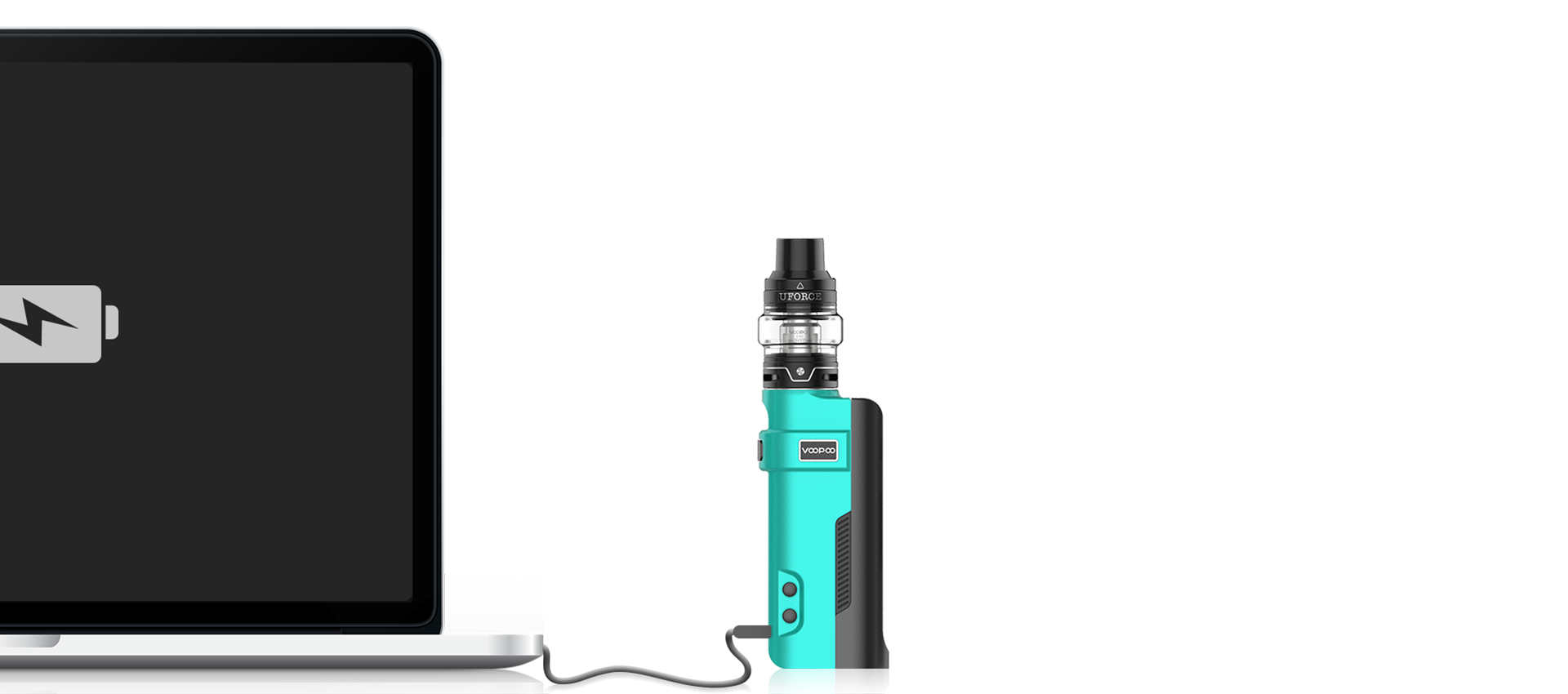 REX Kit - VOOPOO VAPE Spark Your Moments
